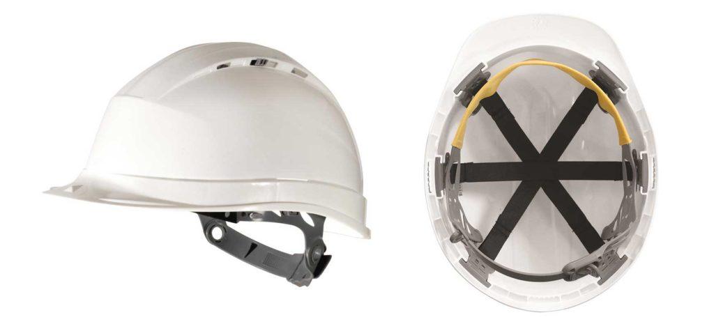 casque de chantier (extérieur / intérieur)